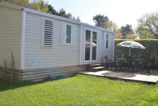 Mobil Home 34M² (3 Bedrooms) + Terrace