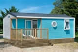 Rental - Mobil Home O'hara 734 - 29M² (2 Bedrooms) + Sheltered Terrace - Camping La Touesse