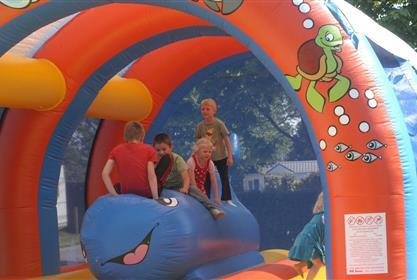 Entertainment organised Camping La Touesse - Saint-Lunaire