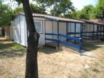 Huuraccommodaties - Bungalow C2AA (2 pers + auto + airconditioning) - Camping Sitges