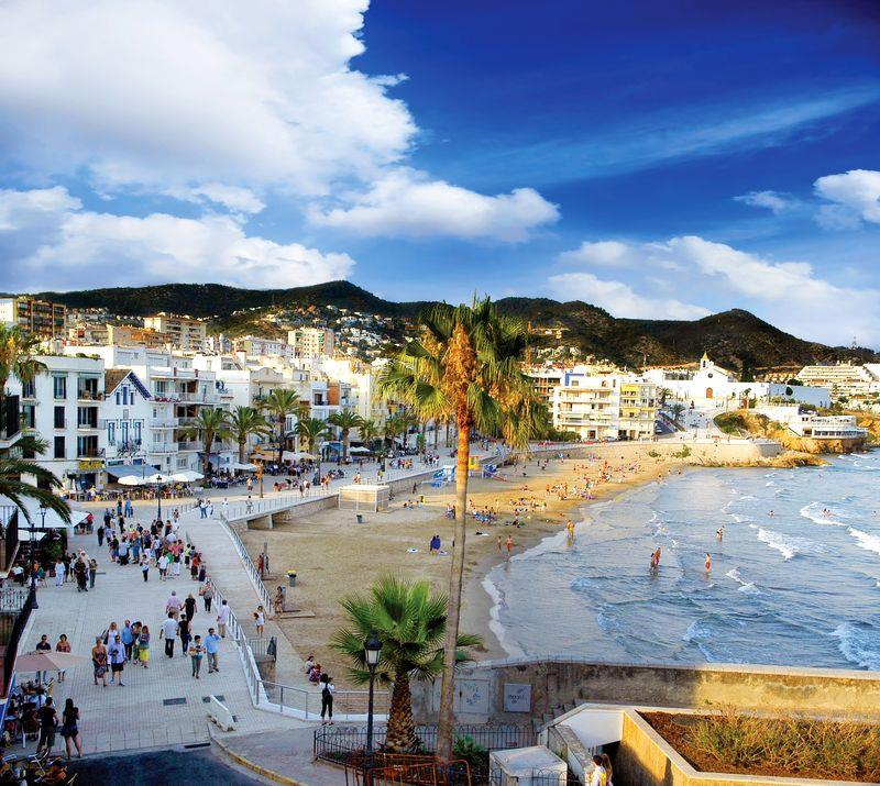 Spiagge Camping Sitges - Sitges