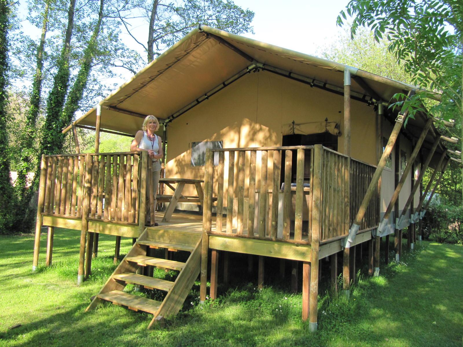 Camping Art Nature Village - Sixt-sur-Aff