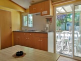 Rental - Mobile-home 2 bedrooms - Camping Le Barralet