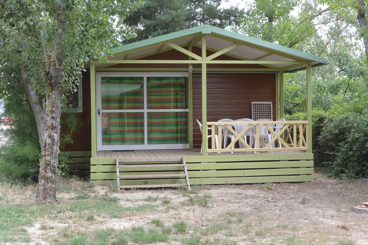 Location - Chalet Samoa 3 Chambres - Camping Le Barralet