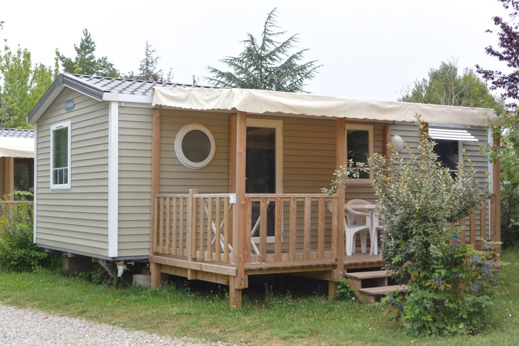 Location - Mobil-Home Waikiki Xl - Camping Le Barralet