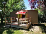 Rental - Lodge Maori 2 Bedrooms - Camping Le Barralet