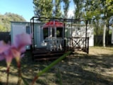 Rental - Mobile-Home 2 Bedrooms D - Camping Le Barralet