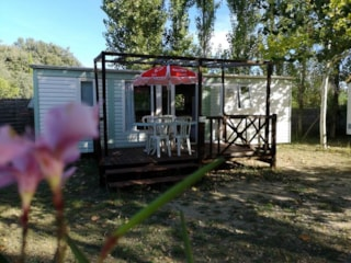 Mobile-Home 2 Bedrooms D