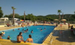 Bathing Camping Le Barralet - Collias