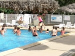 Entertainment organised Camping Le Barralet - Collias