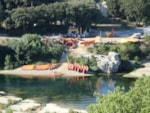 Leisure Activities Camping Le Barralet - Collias
