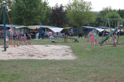 Rental - fully equipped tent - Camping Le Mondou