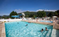 Wheelchair friendly Camping De La Tour - Agos Vidalos