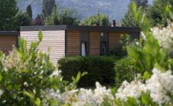 Locatifs - Mobile-home Pyrénées Luxe 3 chambres+2Sdb 40m² 6 pers - Camping SOLEIL DU PIBESTE