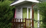 Rental - Mobil-home  Tourmalet 25m² - 2 Rooms - Camping SOLEIL DU PIBESTE