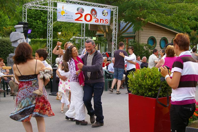 Entertainment organised Camping SOLEIL DU PIBESTE - AGOS VIDALOS