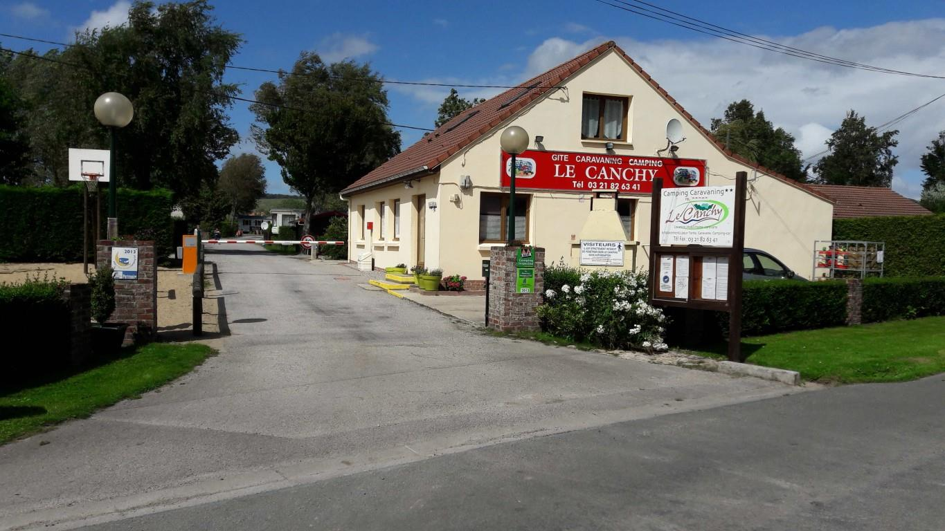 Camping Le Canchy - Licques