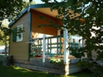 Locatifs - Chalet Duo + - Camping AZUN NATURE