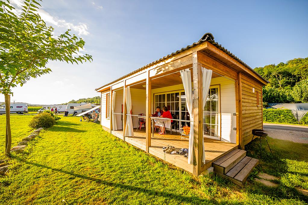 Locatifs - Chalet Suite (3 Chambres) - Camping LE MONLOO