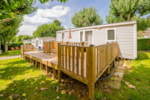 Locatifs - Mobil home life (2 chambres) 4 pers. - Camping LE MONLOO