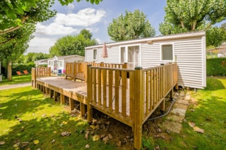 Mobile-Home Life 2 Bedrooms