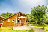 Rental - Chalet Bois (3 Rooms) - Camping LE MONLOO
