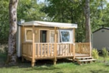 Rental - Mobile home SLOOP 1 bedroom- Rate for 2 adults and 2 children less than 12 years - Camping Les Chèvrefeuilles