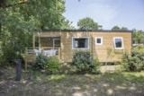 Rental - Mobil-home GOELETTE3 bedrooms - Rate for 6 adults and 2 children less than 12 years - Camping Les Chèvrefeuilles