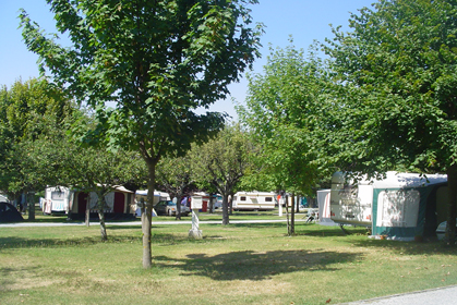 Camping Les Fruitiers