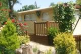 Rental - Mobile-Home 32M² - Adapted To The People With Reduced Mobility - Camping Val de Boutonne