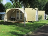Rental - Cocosweet 16M² Without Toilet Blocks + Wifi  (No Tv) 2016 - Camping Val de Boutonne