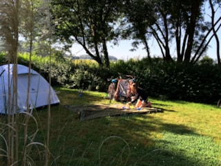 Pitch  Trekking Package : 2 People: One Tent + Bikes -