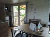 Rental - Mobile home - Camping Robinson