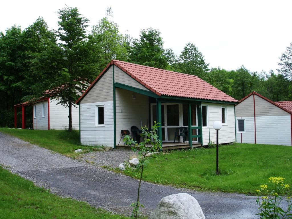 Location - Chalet - Camping Le Schlossberg