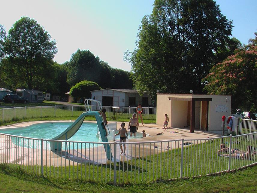 Zwemplezier Camping Les Craoues - Capvern