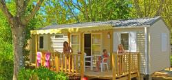 Location - Mobilhome Paradise Climatisé Samedi - Camping Bel Air