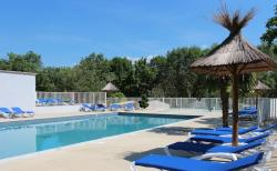 Etablissement Camping Bel Air - Berrias Et Casteljau