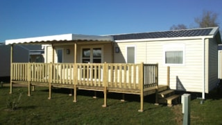 Les Premiums Sunday: Mobil-home Rapidhome 3 bedrooms - 2 bathrooms
