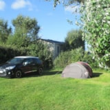 Pitch - Package Pitch + 1 Vehicle + Tent Igloo - Camping La Ferme du Bord de Mer