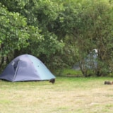 Pitch - Pitch Trekking Package By Foot Or By Bike With Tent - Camping La Ferme du Bord de Mer