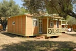 Locatifs - Bungalow Campeco - Camping Relax Ge
