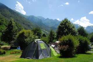 XL camping pitch >150 m²