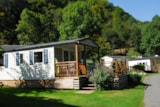 Rental - Mobile home - Camping PYRENEES NATURA