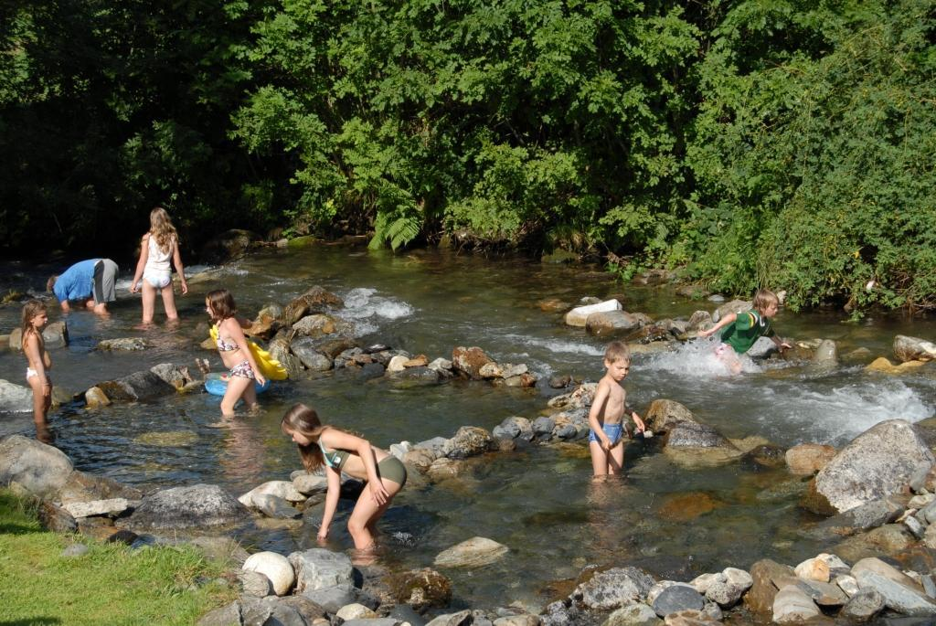 Zwemplezier Camping PYRENEES NATURA - ESTAING