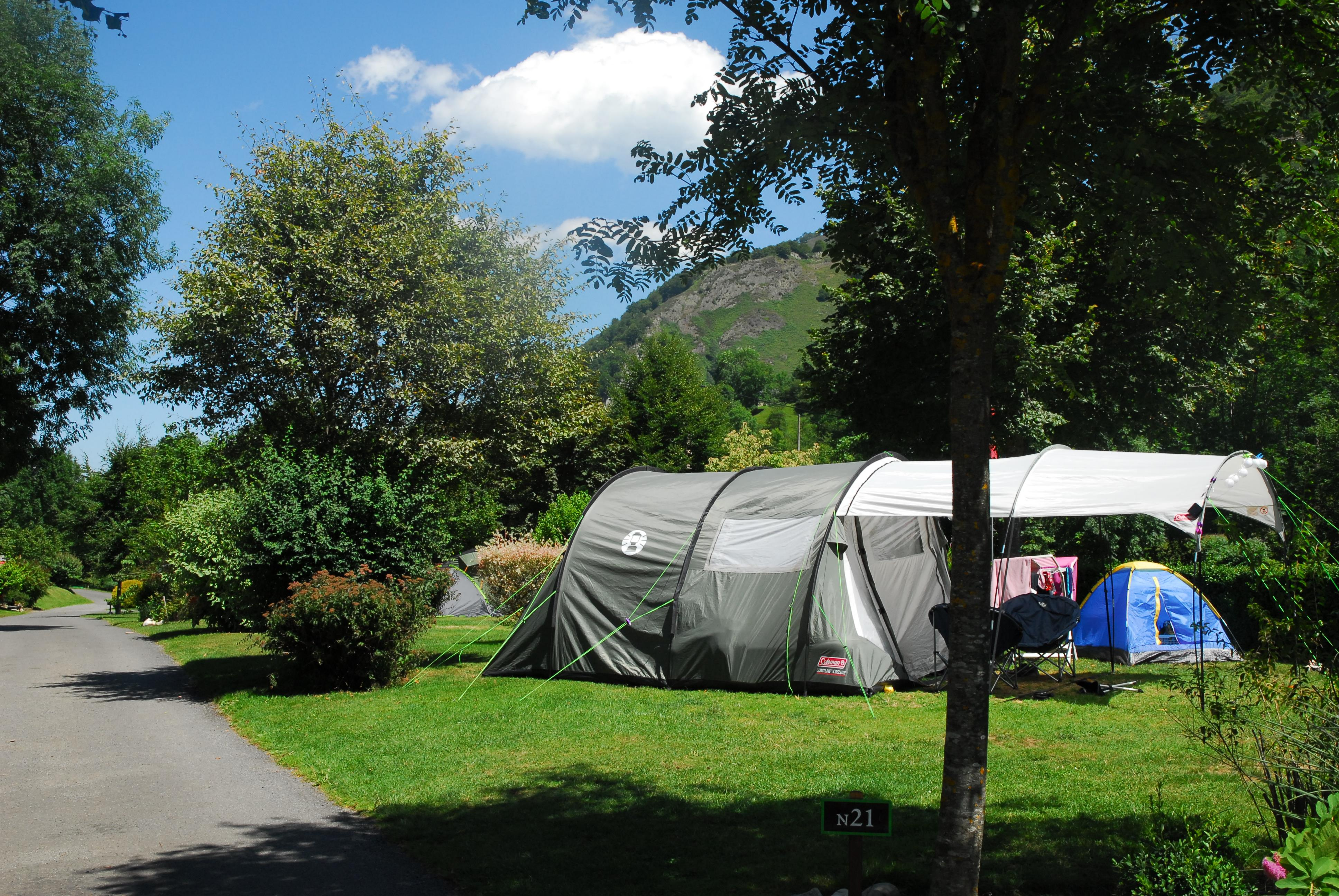 Camping Pyrenees Natura, Estaing, Hautes-Pyrénées