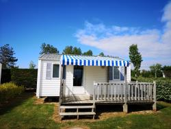 Accommodation - Mobil-Home Océan Confort 2 Bedrooms 25M² - Flower Camping Cabestan