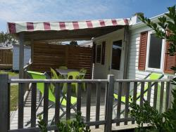 Accommodation - Mobil-Home Atlantique Eco 3 Bedrooms 31M² - Flower Camping Cabestan