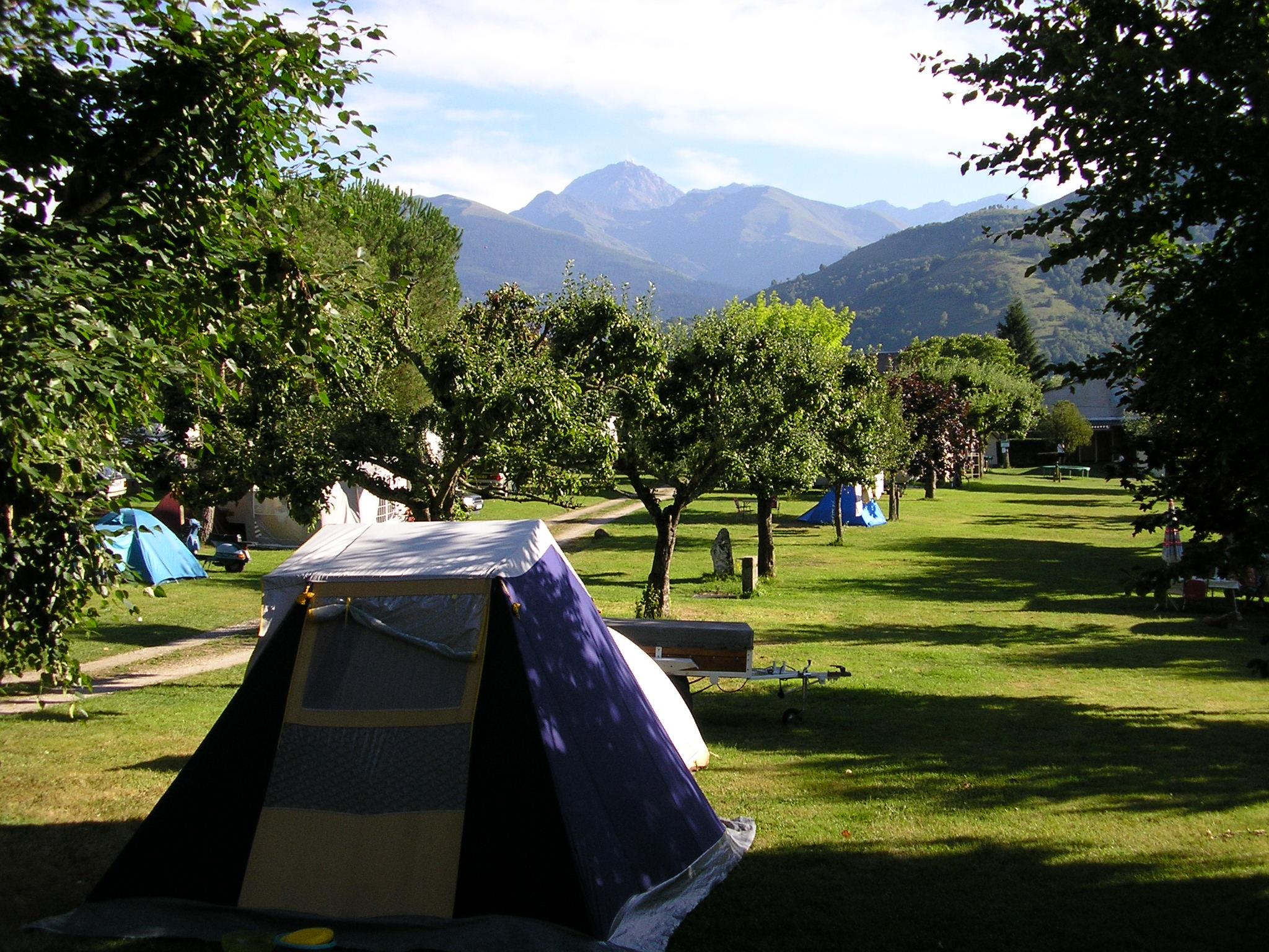 Establishment Camping La Pommeraie - Gerde