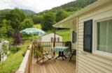 Rental - Mobile Home 3 Bedrooms Terrasse Semi-Couverte - Camping LE RUISSEAU
