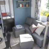 Rental - Neuf! Mobil-Home 3 Chambres Terrasse Couverte - Camping LE RUISSEAU